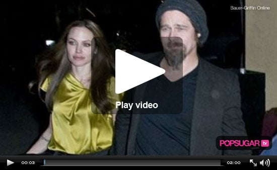 Pete and Ashlee Celebrate Her Broadway Debut, Brad and Angelina Go On A Date and VS Angels Strip Down!