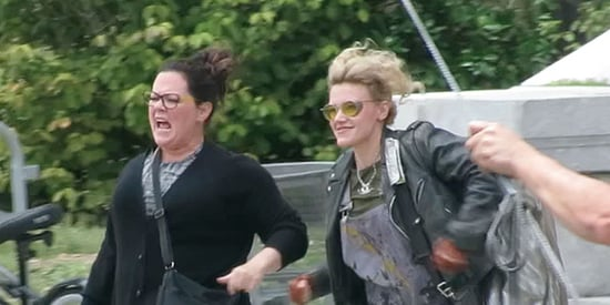First Photos From 'Ghostbusters' Reboot Show The Stars In Costume