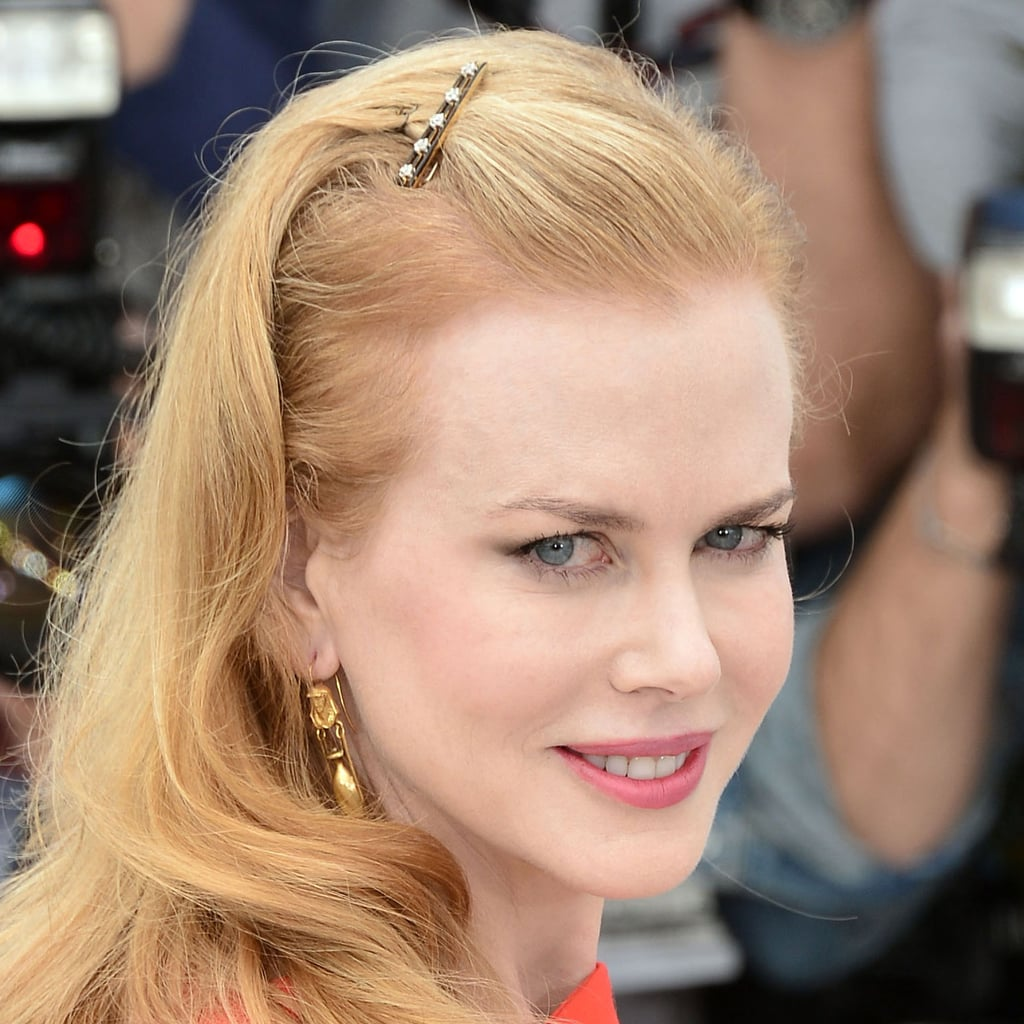 Nicole Kidman at The Paperboy Photocall