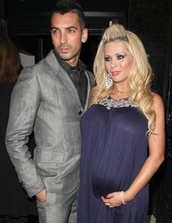 Photos of Nicola McLean and New Baby Boy Second Son Pictures