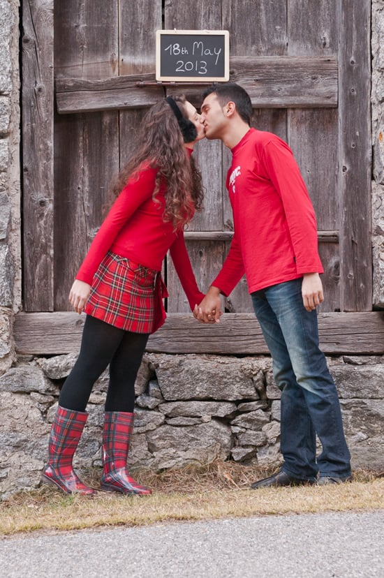 Wear Matching Red