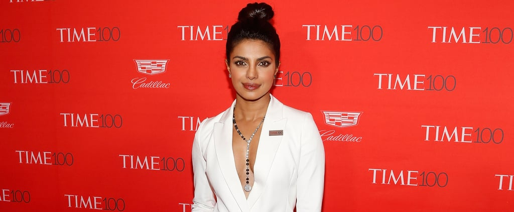 Priyanka Chopra Just Wore the Spring Suit We All Need in Our Closet