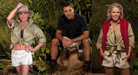 Photos of Samantha Fox, Gino D'Acampo, Lucy Benjamin Who Are Up For Eviction From I'm A Celebrity Get Me Out Of Here