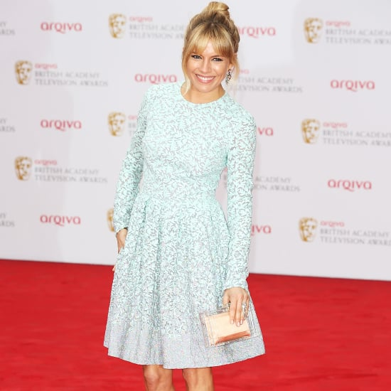 Pictures of SIenna Miller's Dress Style Evolution