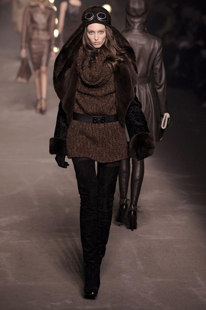 Paris Fashion Week: Hermes Fall 2009