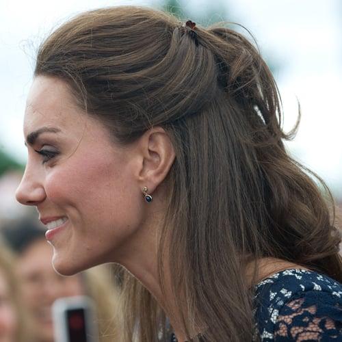 Get Kate Middleton's Canadian Visit Hair 2011-07-01 11:45:00
