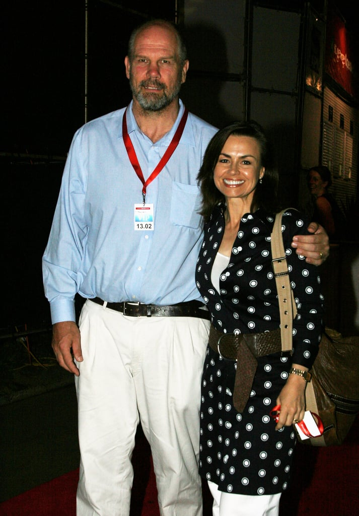With Peter at the Australian premiere of Notes on a Scandal in Feb. 2007.