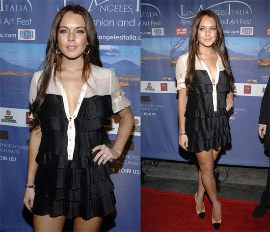 Lindsay Lohan 2008-02-18 23:15:43