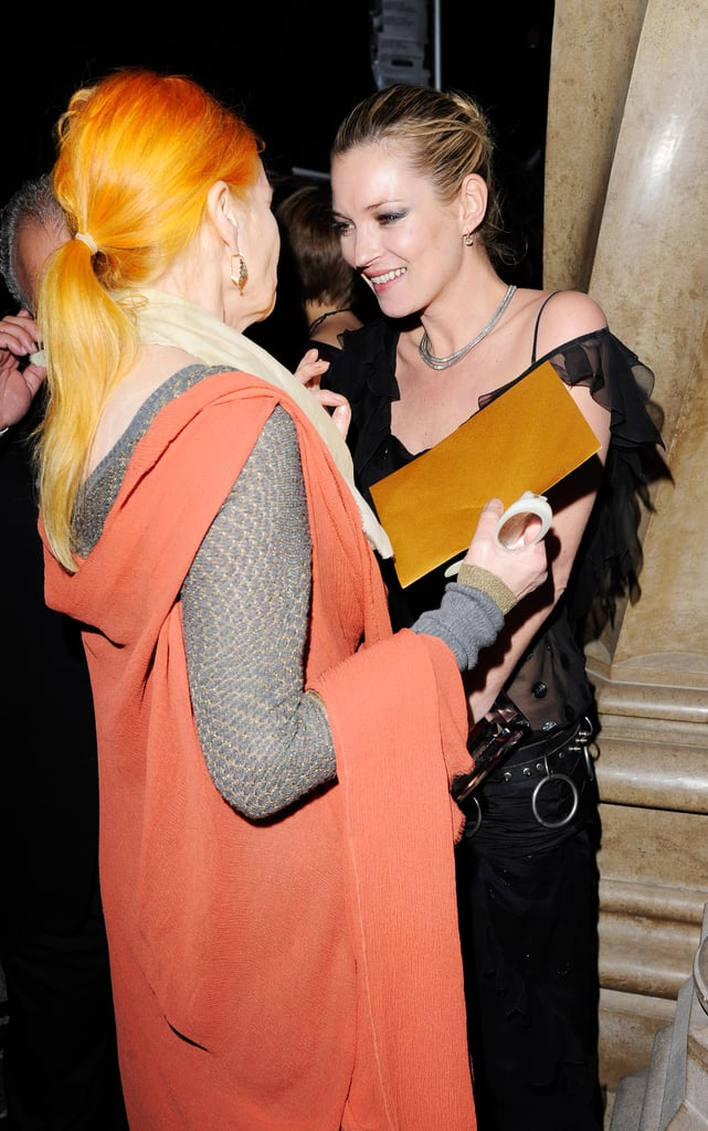 Vivienne Westwood, Kate Moss