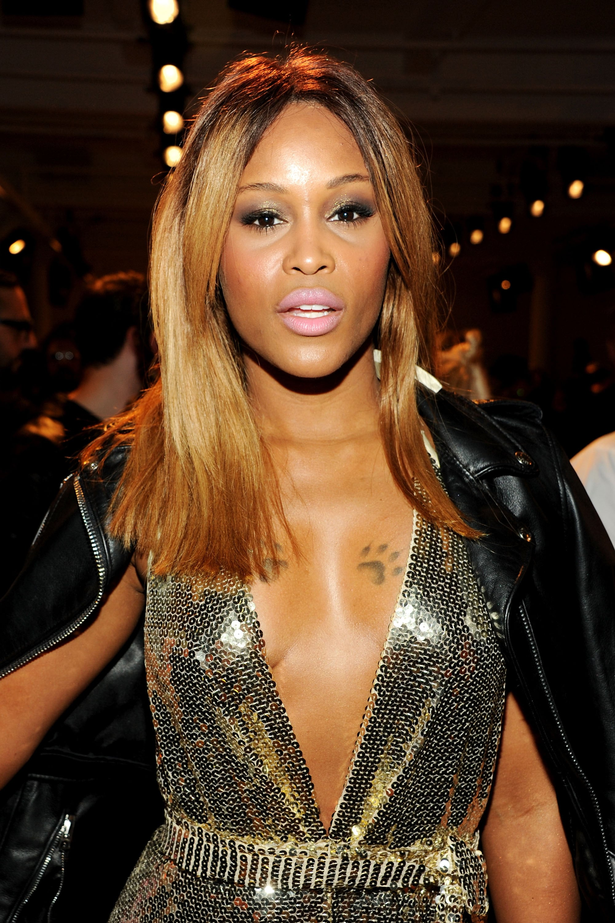 Eve at The Blonds Spring 2014.