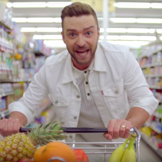 "Justin Timberlake's ""Can't Stop the Feeling!"" Music Video"