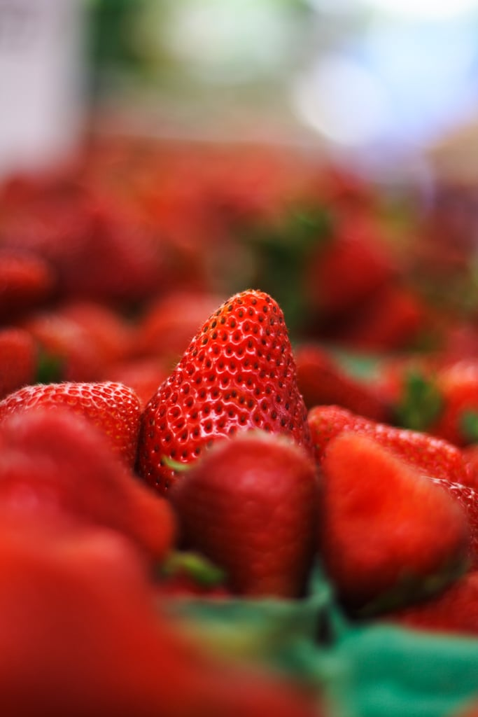 The Spring Fruit: Strawberries
