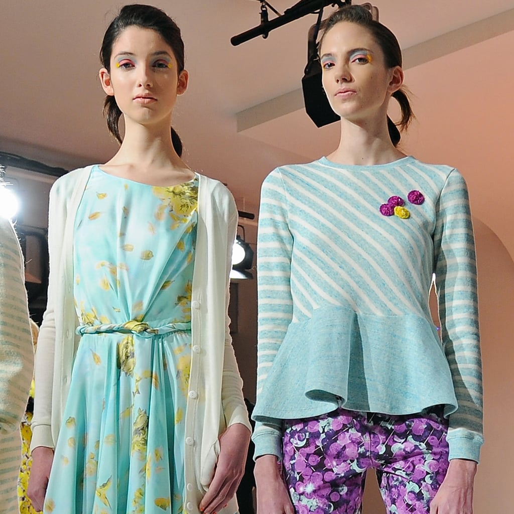 The best new designers at new york fashion week fall 2013 for Top decorators new york