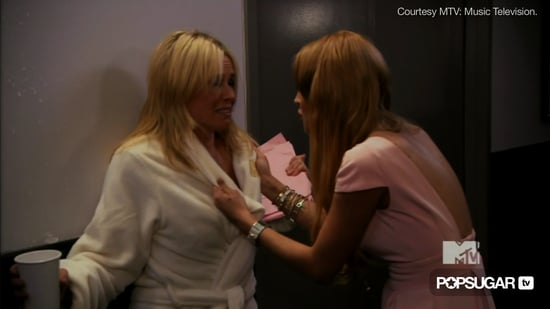 Video of Lindsay Lohan Cameo at the 2010 Video Music Awards 2010-09-12 21:54:19