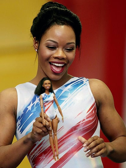 Gabby Douglas Gets Her Own Barbie - Just in Time for Rio!