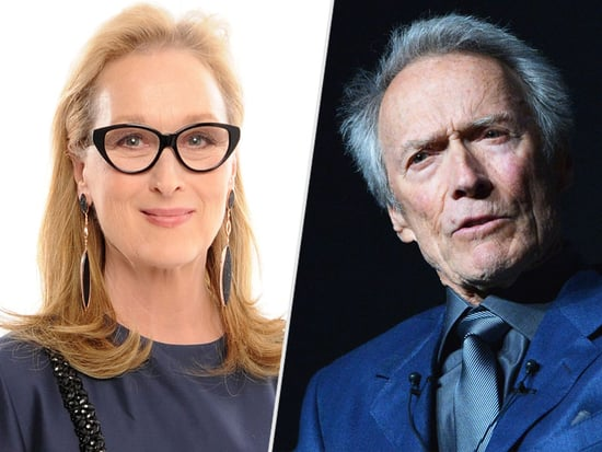 Meryl Streep Is 'Shocked' That Clint Eastwood Supports Donald Trump