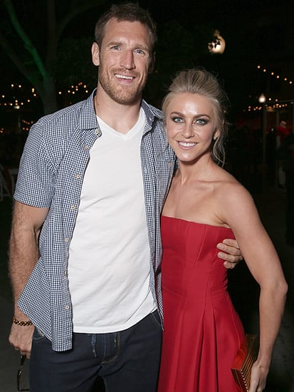 Julianne Hough's Fiancé Brooks Laich Sized Up Bear Grylls Before She Went Running Wild