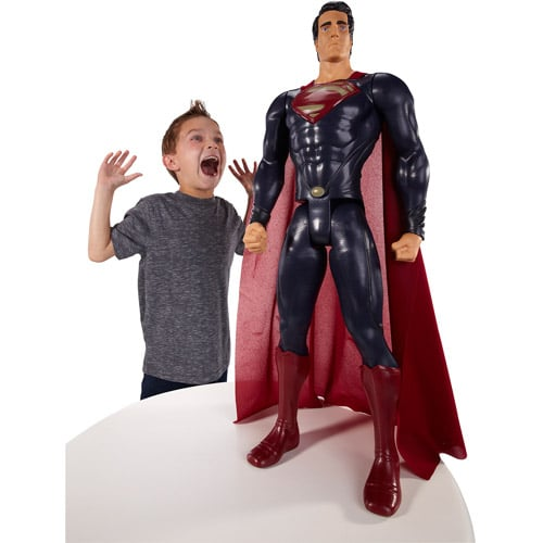 Superman Man of Steel: Best Toy For Big Kids
