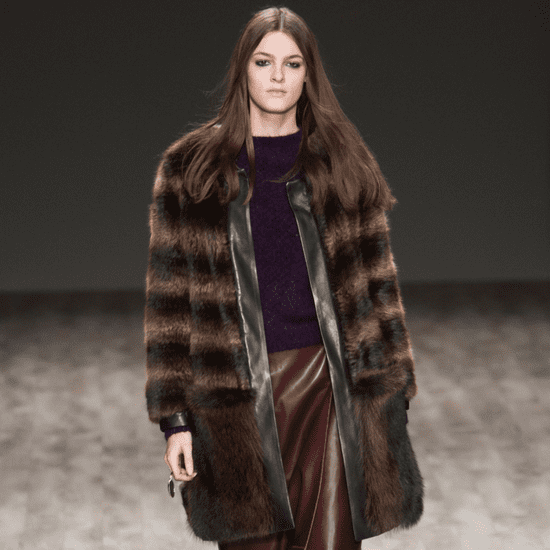 Jill Stuart Fall 2014 Runway Show | New York Fashion Week