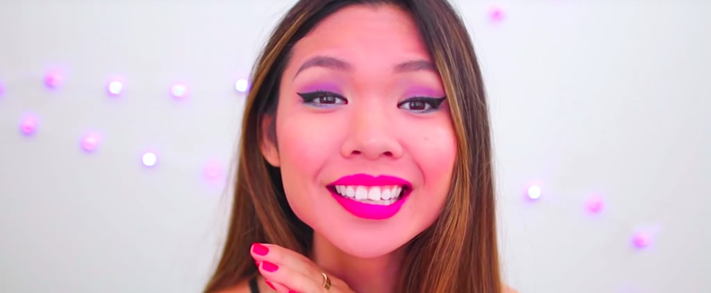 This YouTuber's Full Face Of Glam Uses Supplies From the Craft Aisle