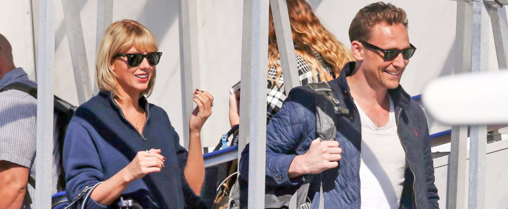 Taylor Swift and Tom Hiddleston Touch Down in Australia After Celebrating the Fourth of July Together