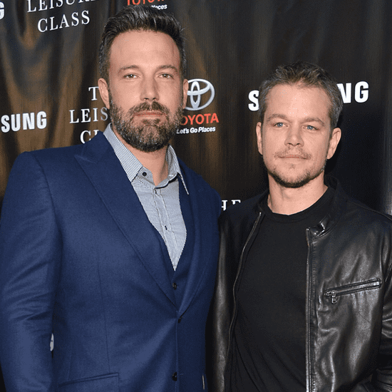 Date history of matt damon ben affleck