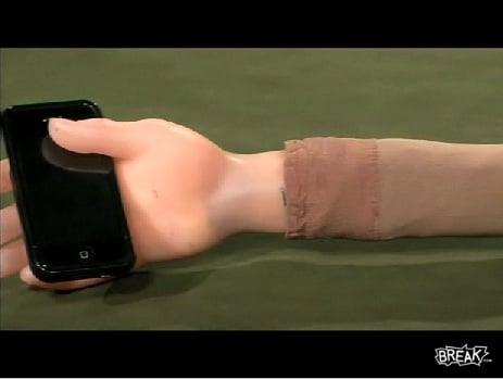 iPhone Arm is the Ideal iPhone Accessory