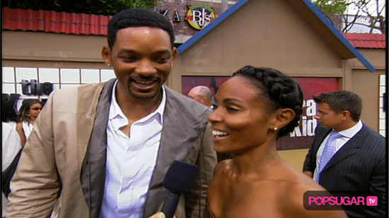 Video of Will Smith at The Karate Kid Premiere