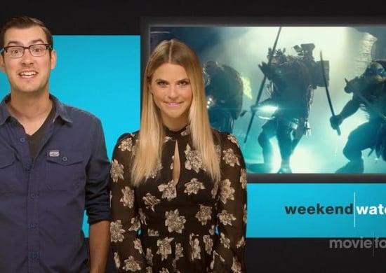 Weekend Movies & TV: 'Teenage Mutant Ninja Turtles,' 'The Approval Matrix,' 'Shark Week,' & More (VIDEO)
