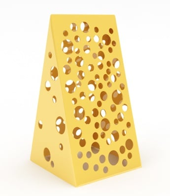 Stanislav Katz's Cheese Grater: Love It or Hate It?