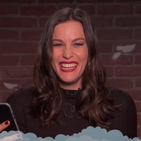 Celebrities Read Mean Tweets Dec. 2015