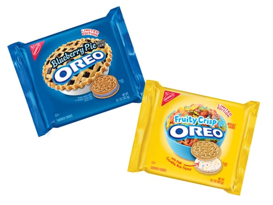 Oreo Unveils Two (!) New Flavors That Are Basically Childhood in a Cookie