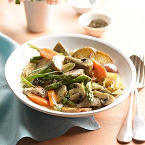 Easy, One-Pot Chicken and Vegetable Braise