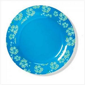 Off To Market: Outdoor Plates