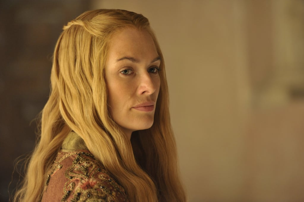 Cersei is certainly up to no good.