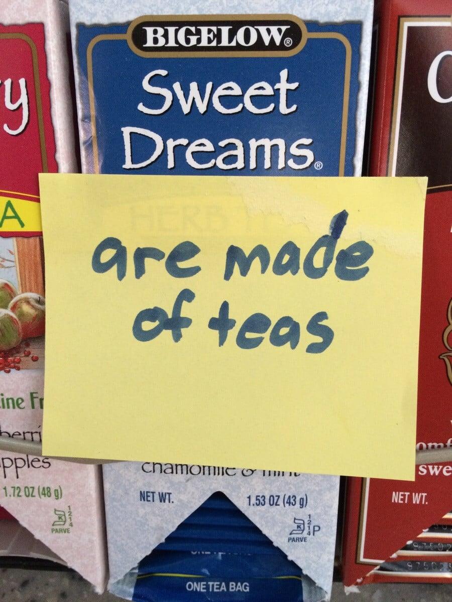 """Brew am I to disagree?"" Source: Reddit user plasmicmac via Imgur"