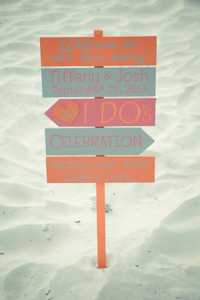 2. Sand Signs