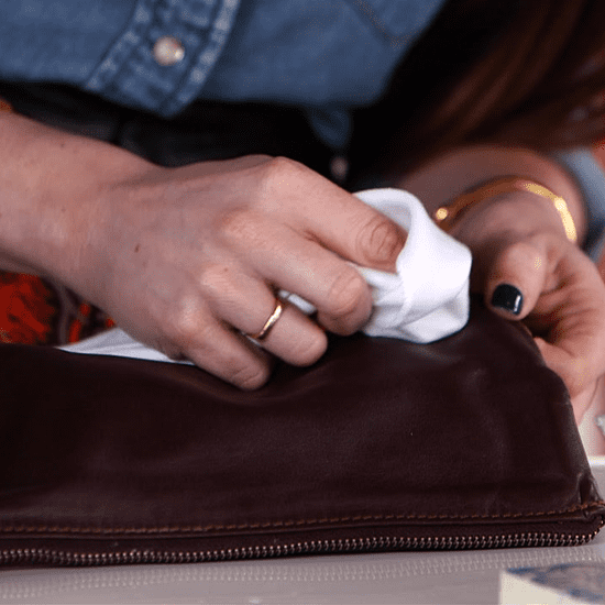 How to Remove Stains From Leather | Video