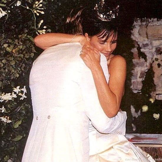 Victoria Beckham's Wedding Gown