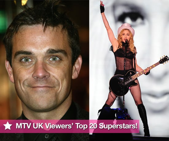 MTV UK's Greatest Superstar Is Revealed!