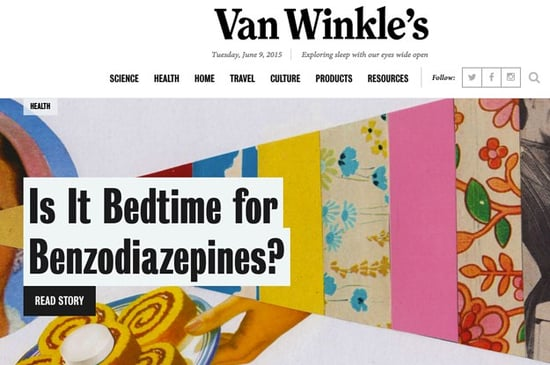 Introducing The Casper-Funded Sleep Website That Won't Write About Mattresses