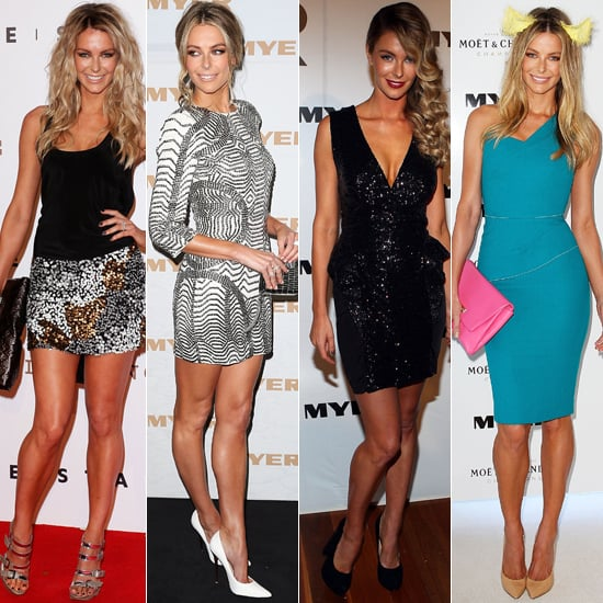 Happy 30th Birthday, Jennifer Hawkins! See Her Best Moments in Style