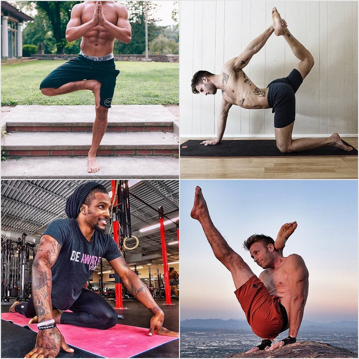 Hot Guys Doing Yoga Popsugar Fitness Australia