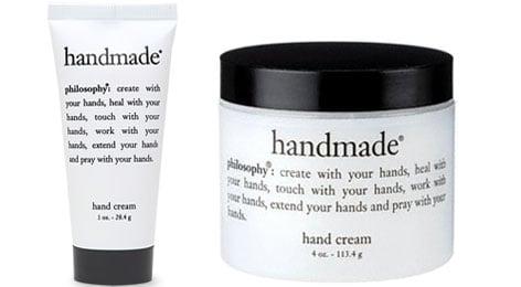 Philosophy Handmade Lemon Custard Hand Cream