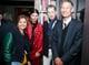 Lisa Perry, Giovanna Battaglia, Stefano Tonchi, and Richard Perry