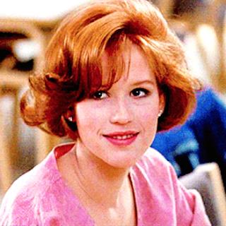 '80s Icon Molly Ringwald Talks Scrunchies and Mauve Nail Polish
