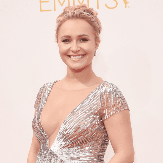 Hayden Panettiere at the Emmy Awards 2014 | Pictures