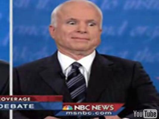 Dramatic McCain Video