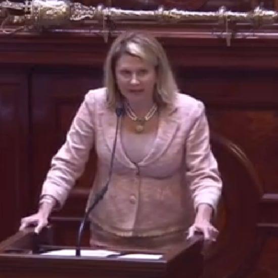 Debate on Confederate Flag (Video)
