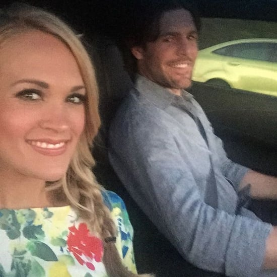 Carrie Underwood Mike Fisher Date-Night Photo September 2015
